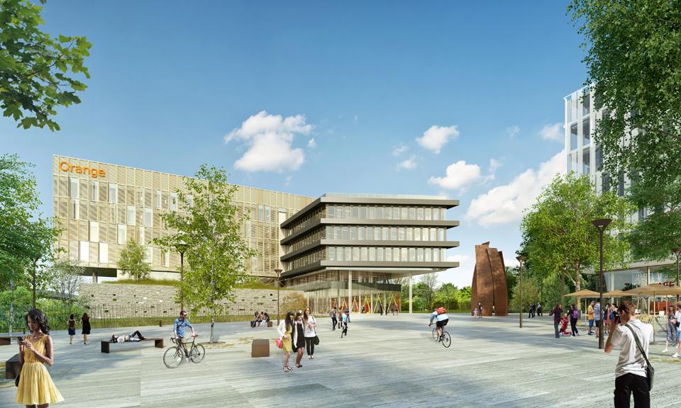 Centre R&D ORANGE LABS – Cesson-Sévigné (35)