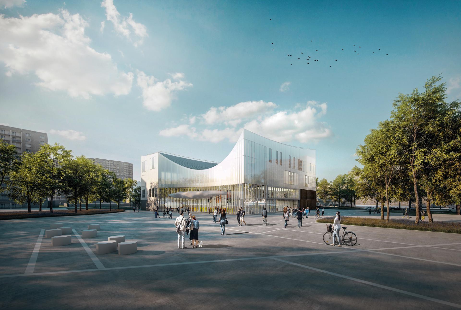 Conservatoire à Rayonnement Régional – Rennes (35)